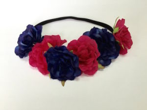High Quality Handmade Flower Hair rib order