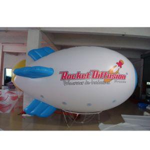 Piccolo dirigibile gonfiabile dell'elio dell'aerostato di aria