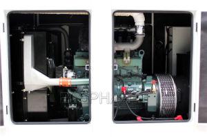 25kVA abrir motor Isuzu gerador de energia