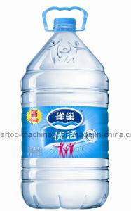 Macchina di rifornimento dell'acqua potabile della bottiglia 5 litri