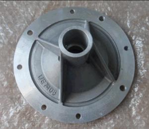 Alojamento da Caixa de velocidades com usinagem CNC e o polimento