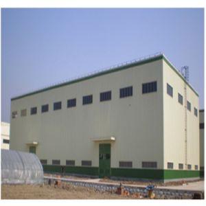 El bastidor de acero prefabricada Edificio de estructura metálica