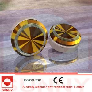 Höhenruder-runde Taste mit Titan (SN-PB22T)