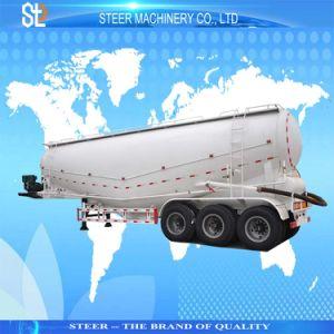 Trasportatore del materiale da costruzione del cemento alla rinfusa della rottura di Cbm del rimorchio 30 di trasporto del cemento