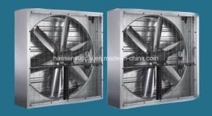 380-50hz-3la phase de fibres textiles ventilateur monté sur un mur d'usine d'échappement