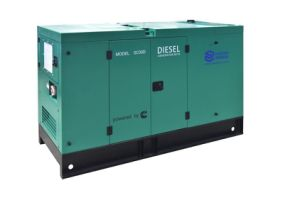 Petite maison de 10 Kw Utilisation Générateur Diesel Super silencieux