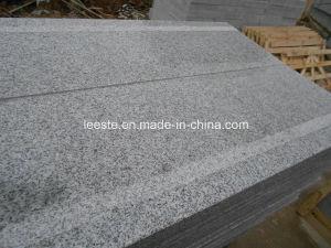 De lichtgrijze G603 Grijze Tegel van de Vloer van het Graniet