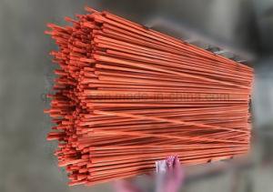 多彩なFRPポーランド人のガラス繊維の私道のマーカー