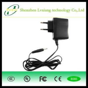 FCC 세륨 RoHS UL PSE Switching Wall Mounted Power Adapter를 가진 도매 LED Strip AC DC 0.5A 1A 1.5A 2A 12V