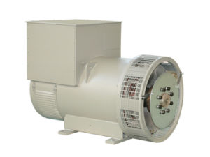 8kVA-2500kVA Three Phase Synchronous Brushless AC Alternator (JDG Series)