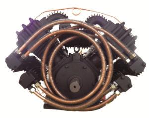 30HP高圧ピストン空気圧縮機ヘッド