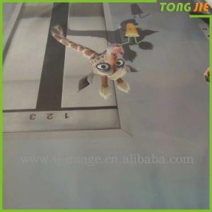 豪華なデザイン3D床のビニールの図形ステッカーの印刷