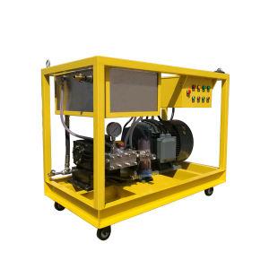 pulitore ad alta pressione dell'acqua calda 350bar/35MPa per pulizia di superficie dell'olio