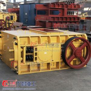 機械二重ローラー粉砕機を押しつぶす大き容積トン数の費用のギプス