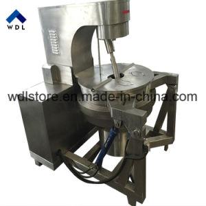 Tipo di inclinazione industriale dell'acciaio inossidabile elettrico/caldaia del rivestimento del doppio riscaldamento gas/del vapore che cucina POT