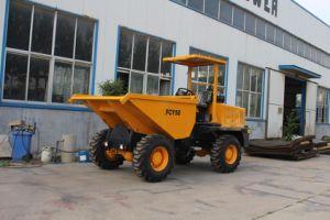 de Vrachtwagen van de Kipwagen van de Plaats 5.0ton Weifang