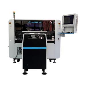 Alta velocità del PWB e macchina del selezionamento e del posto di precisione SMT