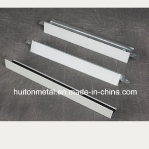 Barra em T no teto falso T para Material Buling Grade