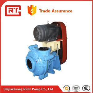 디젤 엔진 - 강화된 높은 맨 위 탈수 슬러리 펌프