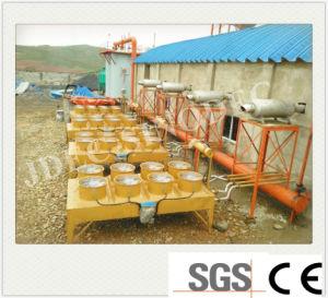 De Lage Reeks in drie stadia van de Generator van het Gas van de Steenkoollaag van de Consumptie