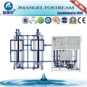 Apparatuur van de Behandeling van het Water RO van het Roestvrij staal van China de Industriële Binnenlandse