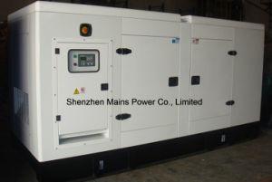 550kVA 440kw generador diésel Cummins grupo electrógeno insonorizado Canopy silenciosa