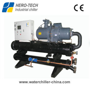 De Harder van het Water van de Compressor van de Schroef 245*10^3 Hanbell voor Thermostatisch Systeem