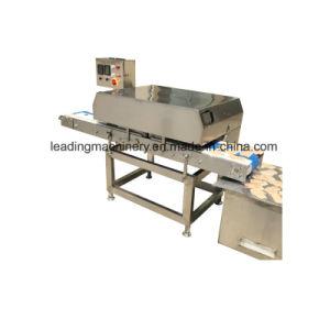 De uitstekende kwaliteit Geavanceerde Machine van de Snijder van de Kip van de Machine van de Snijder van de Kip