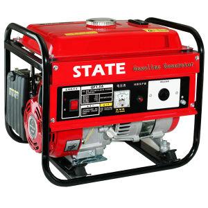가정 사용을%s 0.9kVA 가솔린 발전기