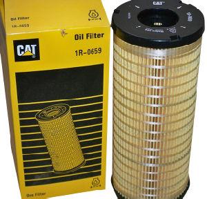 Cat Excavator (1R-1807)のための幼虫Oil Filter