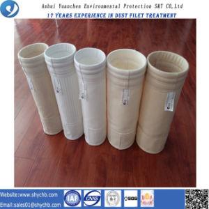 Sachet filtre de collecteur de poussière de Nomex pour l'industrie de métallurgie