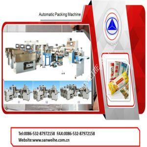Lange Teigwaren-automatische Verpackungsmaschine