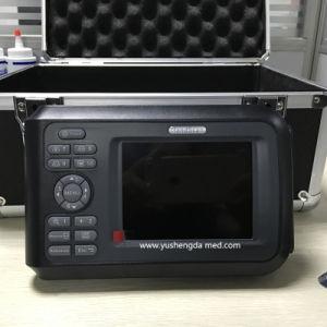 Heißeste Ausrüstungs-Ultraschalldiagnosen-Scanner Plam-Modus Tierarzt-Ultraschall