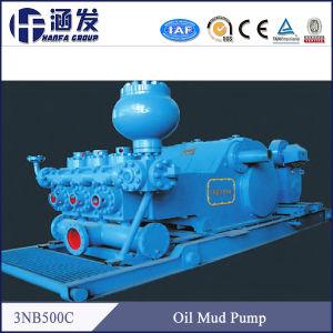 pompa di fango dell'olio 3nb500c con alto potere