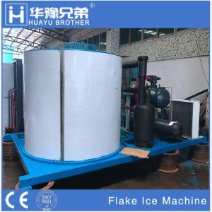 BIF-20tw 20t de Machine van het Ijs van de Vlok voor het Industriële Maken van het Ijs