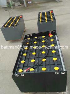 7pzb650 48V650ah глубокую цикла свинцово-кислотный аккумулятор погрузчика системы регулирования тягового усилия