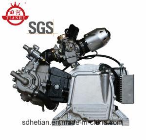 ISO9001証明書DCの出力48V 60V 72V大きい国水によって冷却されるガソリン発電機のダイナモ