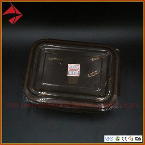 Personalizada La Plaza mayorista estancos Bento Box Lunch contenedores de vidrio