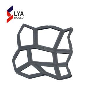 De populaire Vorm van de Bestrating van de Weg van de Vorm DIY van de Vorm van het Cement van de Steen van de Betonmolen