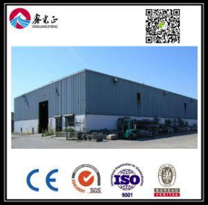 Estructura de acero personalizados de alta calidad Almacén (BYSS006)