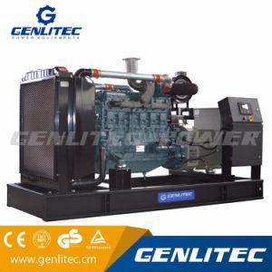 Puissance Genlitec (GDS200) 160kw/Doosan 200kVA Groupe électrogène