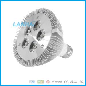 LEIDENE van de Kop van het Aluminium PAR30 van de hoge Macht Lichte 5W E27 Schijnwerper
