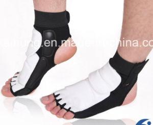 [تكووندو] يد قفّاز, قدم قفّاز