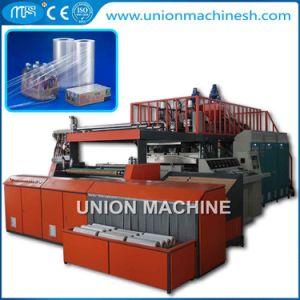 LLDPE Film étirable en plastique de la Machine entièrement automatique à 3 couches de film étirable pour l'alimentation de l'extrudeuse