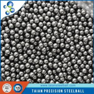 Alto Carbono polido a esfera de aço inoxidável de Metal