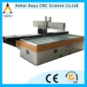 Ay2520U 50 HP marítimas CNC em aço inoxidável Cortador de jacto de água de pedra, metal, corte de vidro