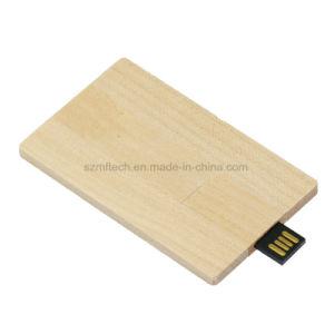 32GB Placa de madeira de ácer Personalizadas Pen Drive USB de alta qualidade