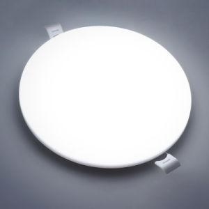 Frameless specificamente progettato IP44 montato superficie indicatore luminoso di soffitto rotondo della lampada di comitato da 18 watt LED 18W con SMD 2835