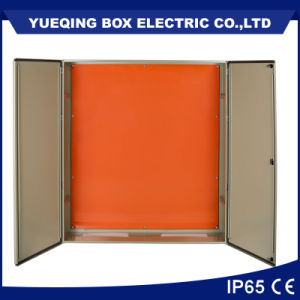 Porta dupla Electrical Compartimento de metal