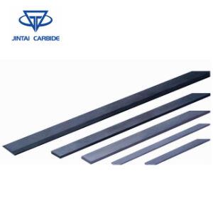 Faixa de carboneto de tungstênio ponta de carboneto cimentado da lâmina de corte